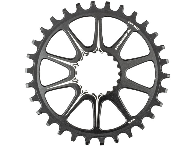 Cannondale Spidering X-Sync Chainring 10-speed black